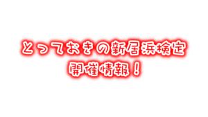 とっておきの新居浜検定初級・中級申込情報!